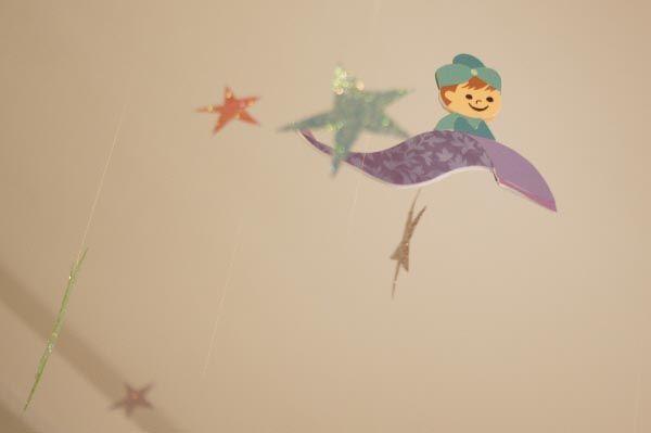 Small World Flying Carpet