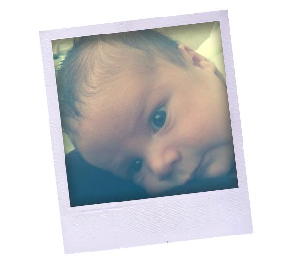 Baby Calvin