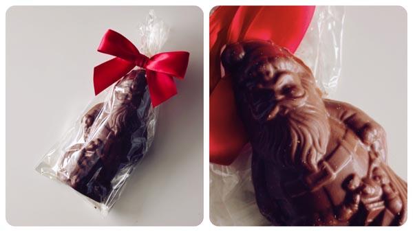 Vermont Nut Free Chocolate - Santa