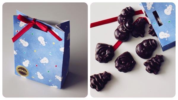 Vermont Nut Free Chocolate - Dark chocolates