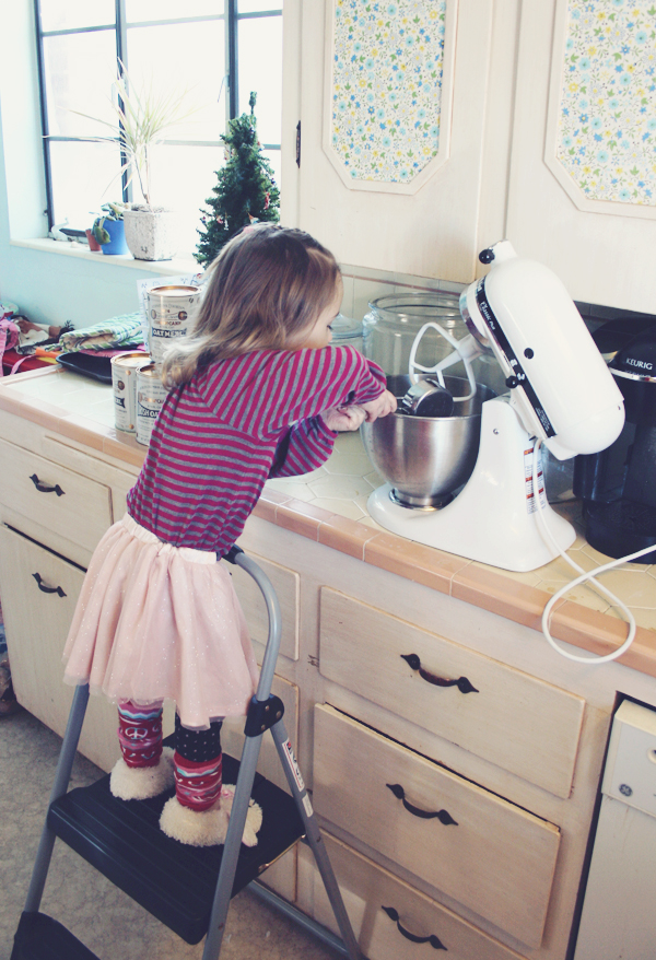 Toddler gingerbread recipe