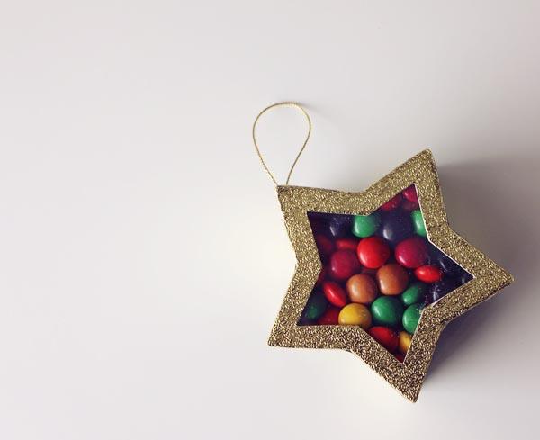 Vermont Nut Free Chocolate - Christmas star