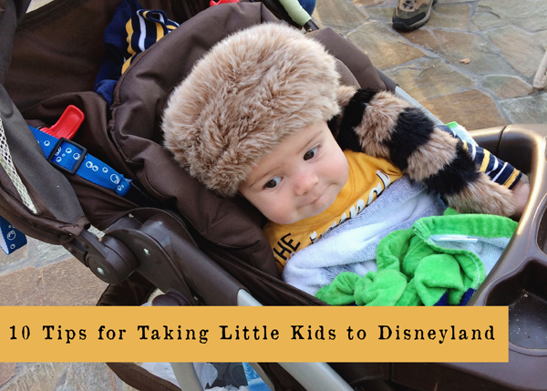 10 tips for taking little kids to Disneyland. See the full list here: http://everclevermom.com/2014/02/10-tips-for-taking-little-kids-to-disneyland/