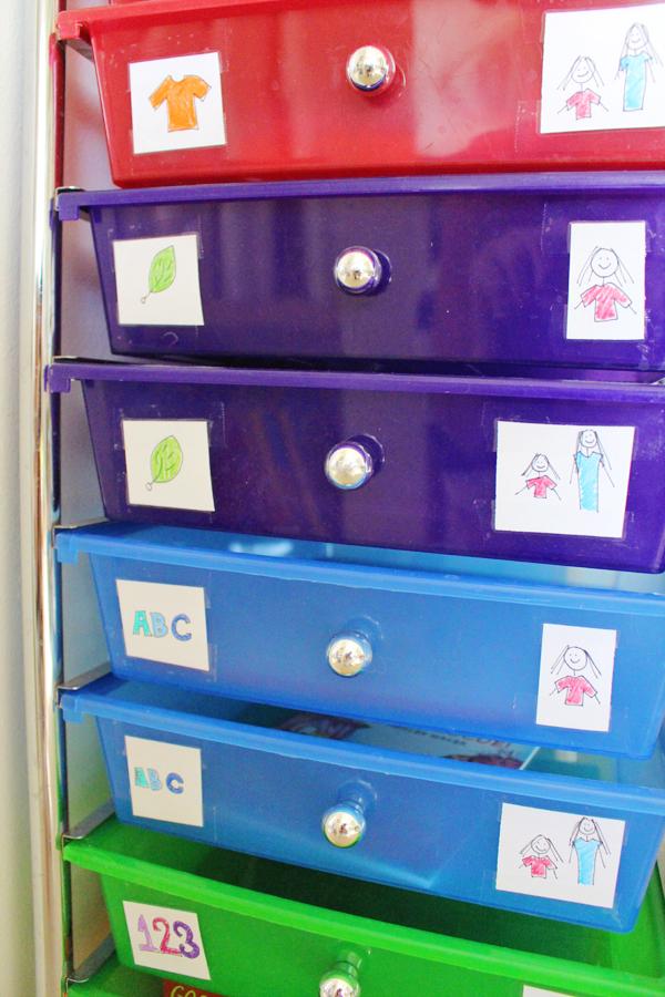 Homeschool Preschool subjects