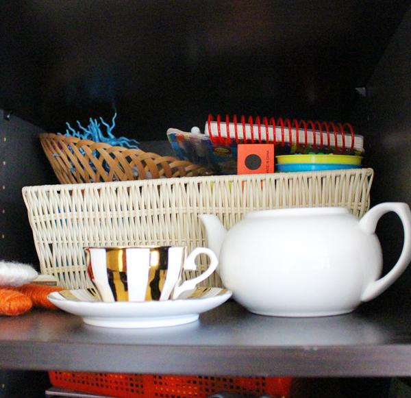 Homeschool materials