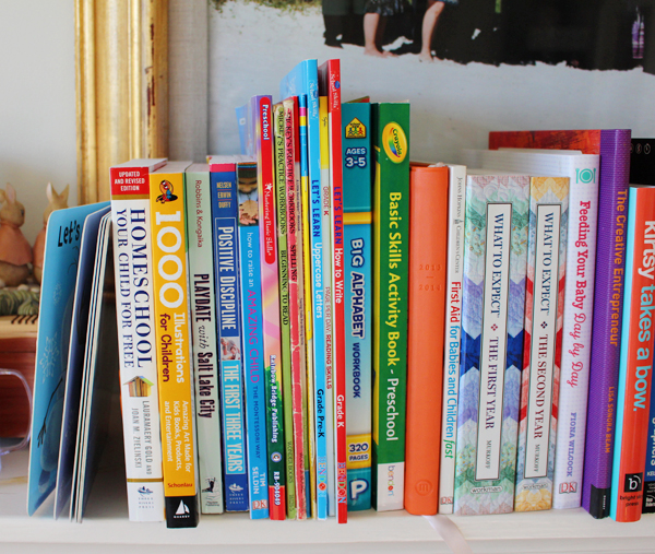 Books on homeschooling and parenting