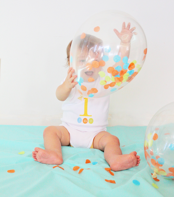 Confetti Balloons Made Easy