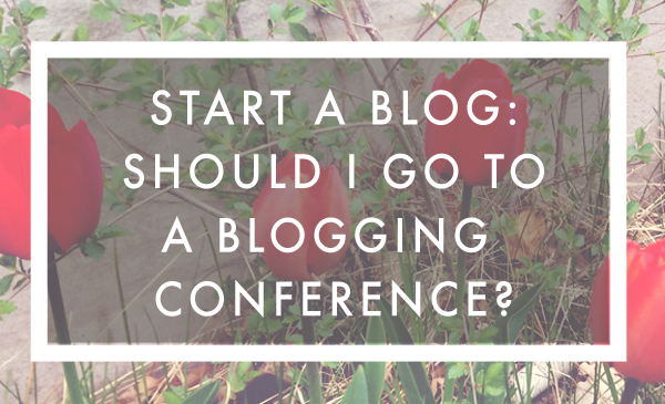 Find a blog conference