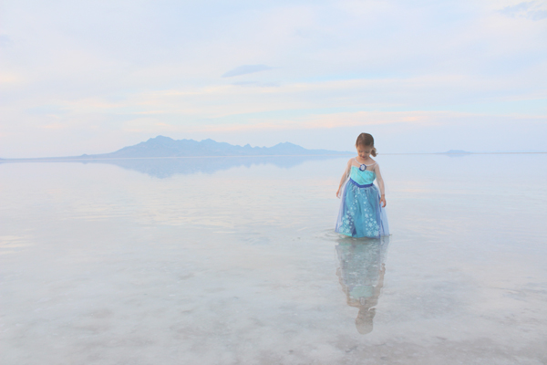 flooded salt flats #FROZENFun  #shop
