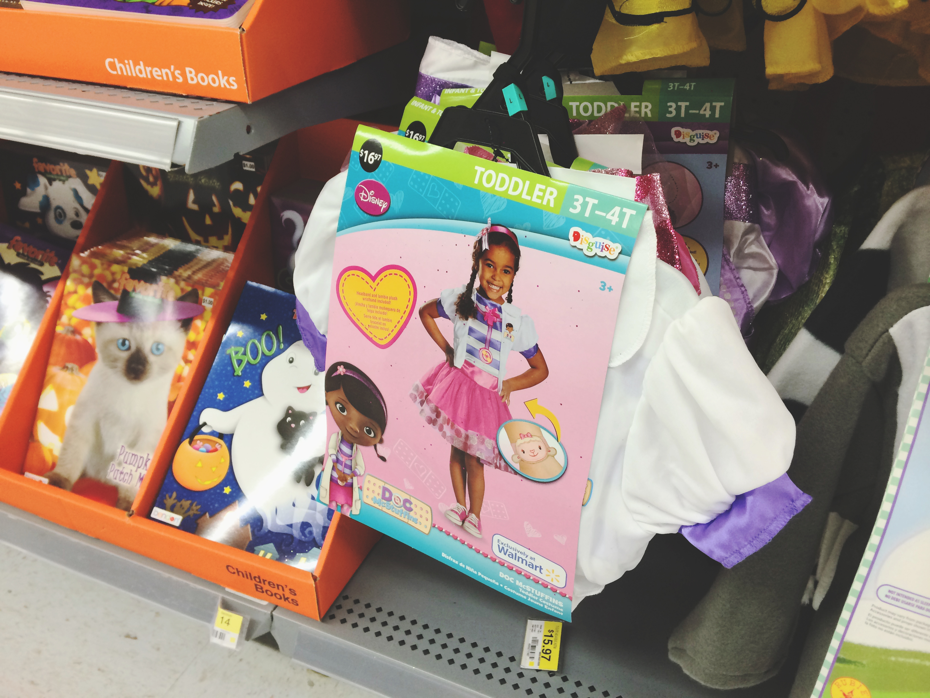 Doc McStuffins Halloween costume #JuniorCelebrates #CollectiveBias #shop