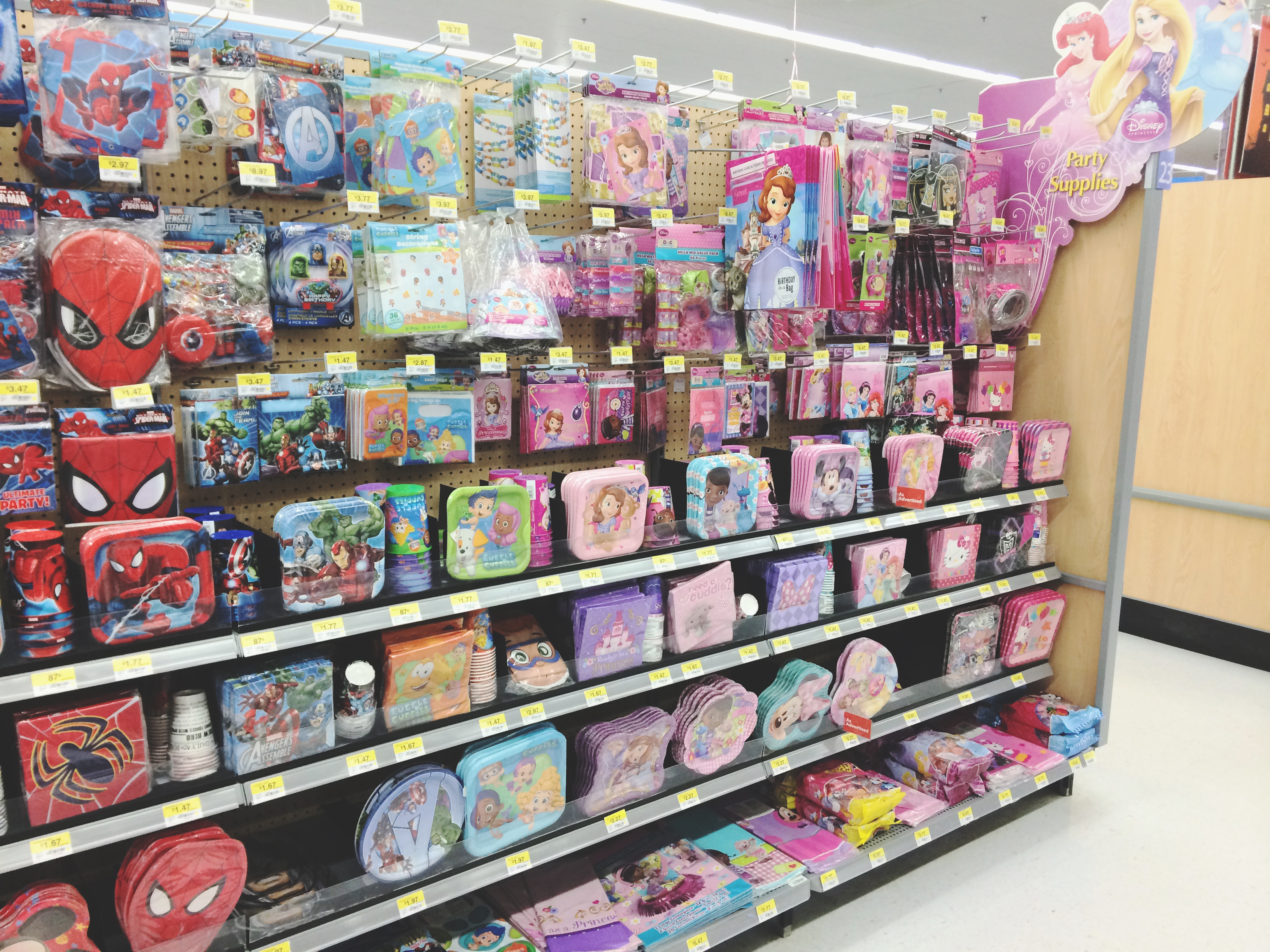 Disney Junior party supplies #JuniorCelebrates #CollectiveBias #shop