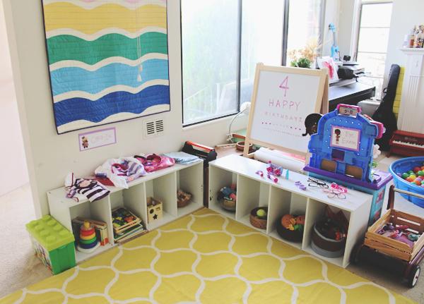 Disney preschool birthday party #JuniorCelebrates #CollectiveBias #shop