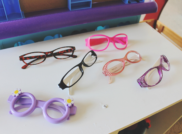 Glasses for dress up #JuniorCelebrates #CollectiveBias #shop