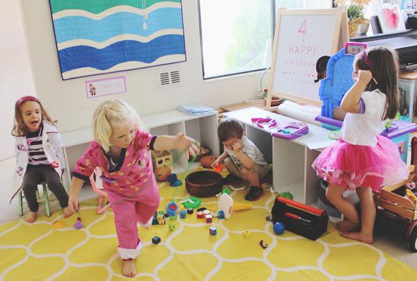 Doc McStuffins birthday party for Disney Junior #JuniorCelebrates #CollectiveBias #shop