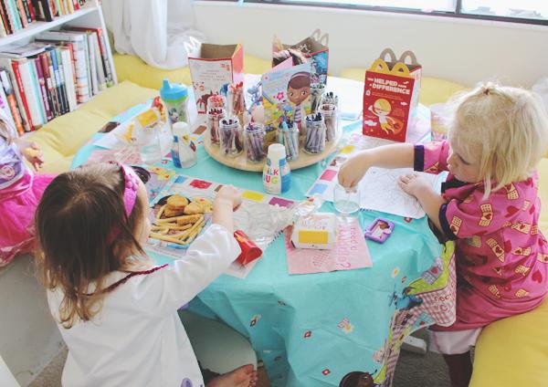 Doc party for Disney #JuniorCelebrates #CollectiveBias #shop