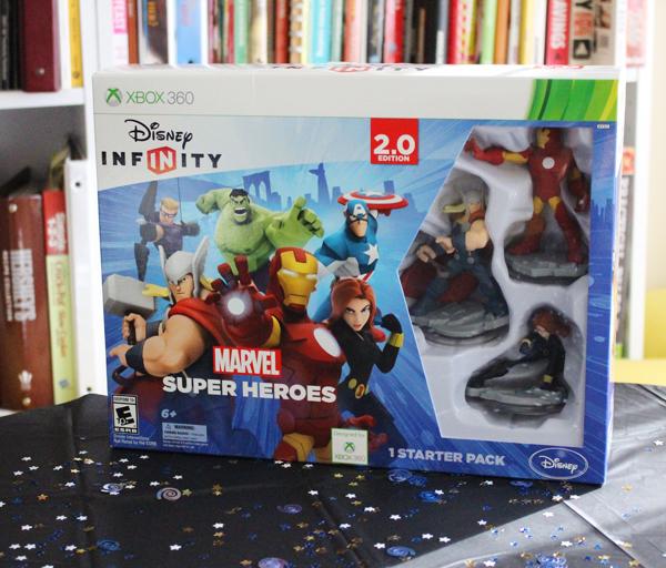 Disney Infinity Marvel Super Heroes #InfinityHeroes #CollectiveBias #shop