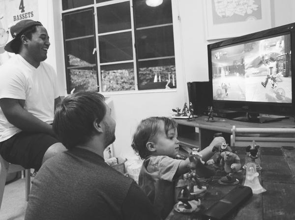 Playing Disney Infinity 2.0 #InfinityHeroes #CollectiveBias #shop