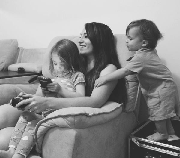 Playing Xbox Disney Infinity #InfinityHeroes #CollectiveBias #shop