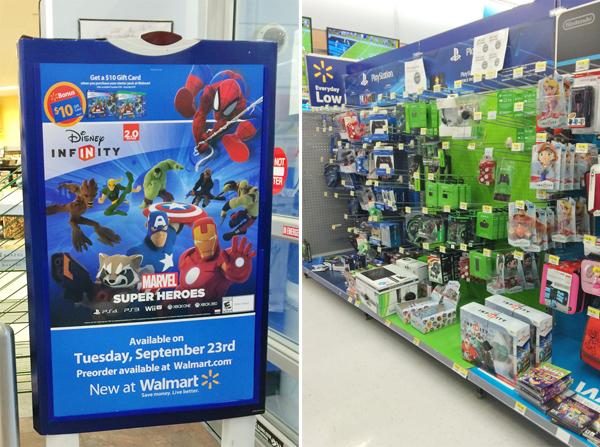 Disney Infinity at Walmart #InfinityHeroes #CollectiveBias #shop