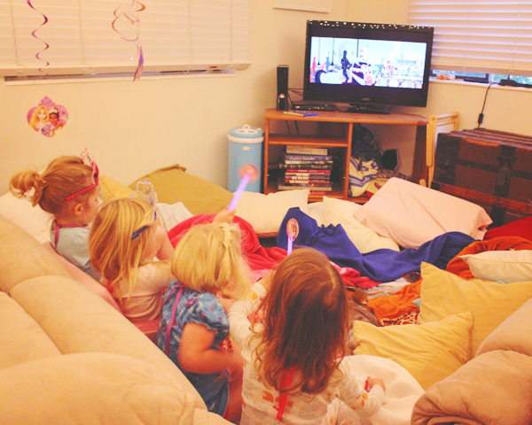 Preschool sleepover #DisneyBeauties #shop