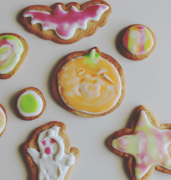Skittles paint cookies #SweetOrTreat #CollectiveBias #shop