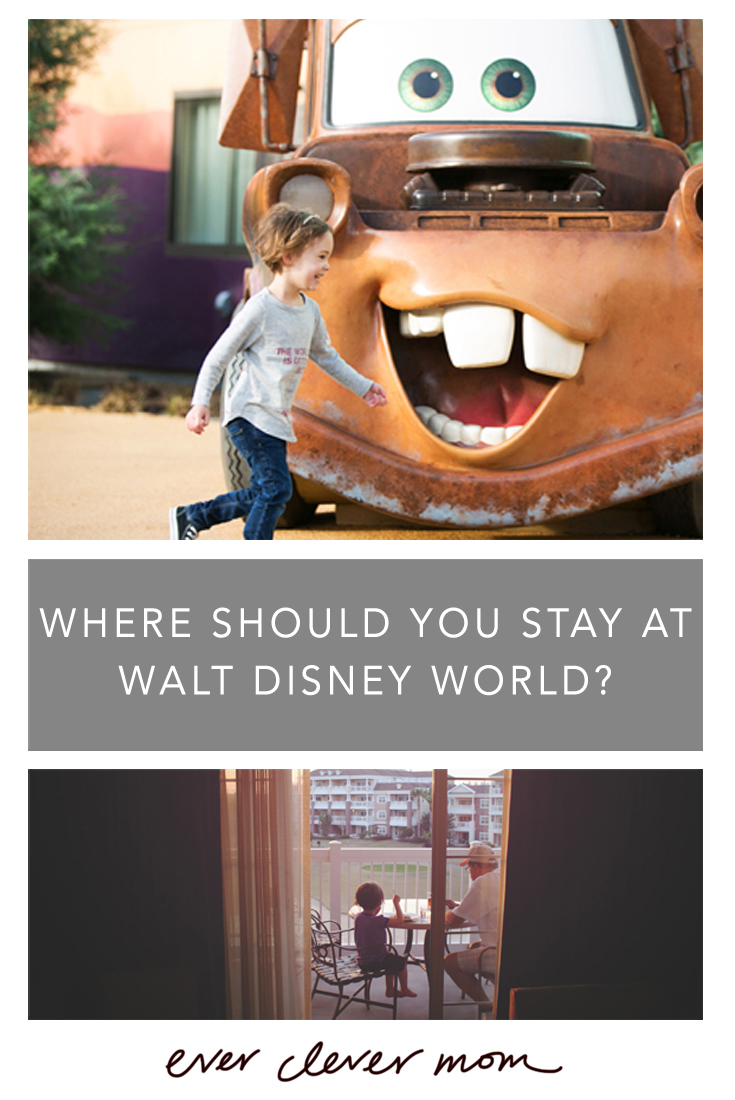 Where Should You Stay at Walt Disney World? Off Property vs. Value Suites vs. Deluxe Resorts