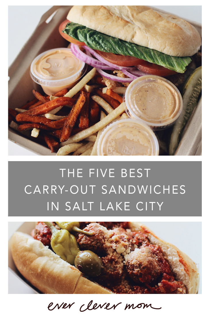 The Best Five Carry-Out Sandwiches in Salt Lake City