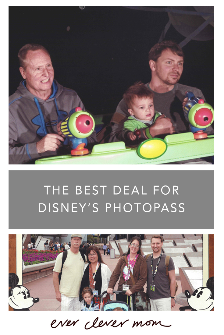 The Best Deal for Disney's PhotoPass