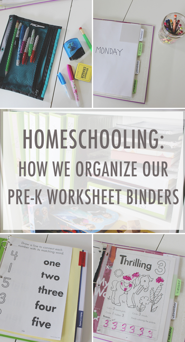 homeschooling-binders