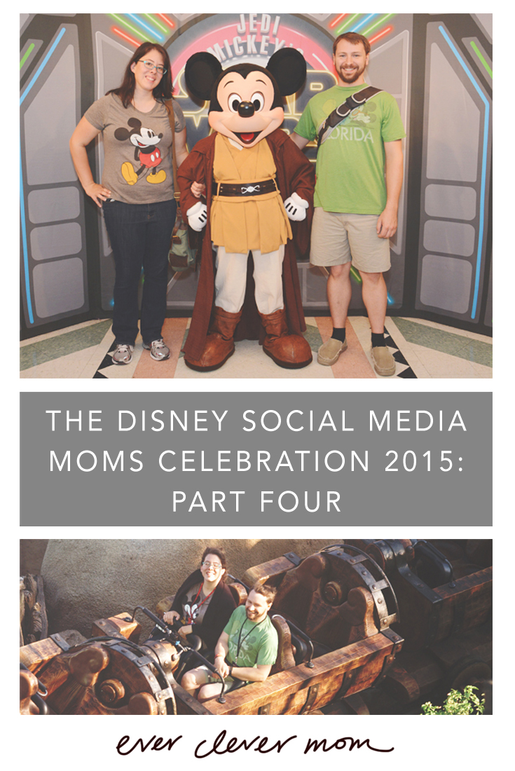 Recap of the Disney Social Media Moms Celebration 2015- Part Four