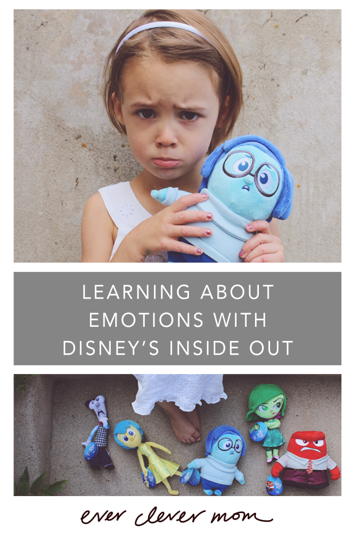 earning About Emotions with Disney's Inside Out