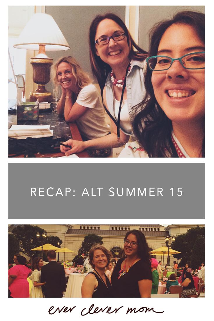 Recap Alt Summer 15