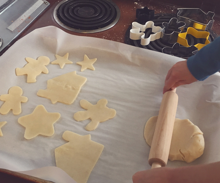 how to make a crust out of butter cookies