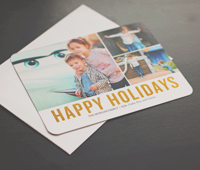 Foil Holiday Cards from Shutterfly6