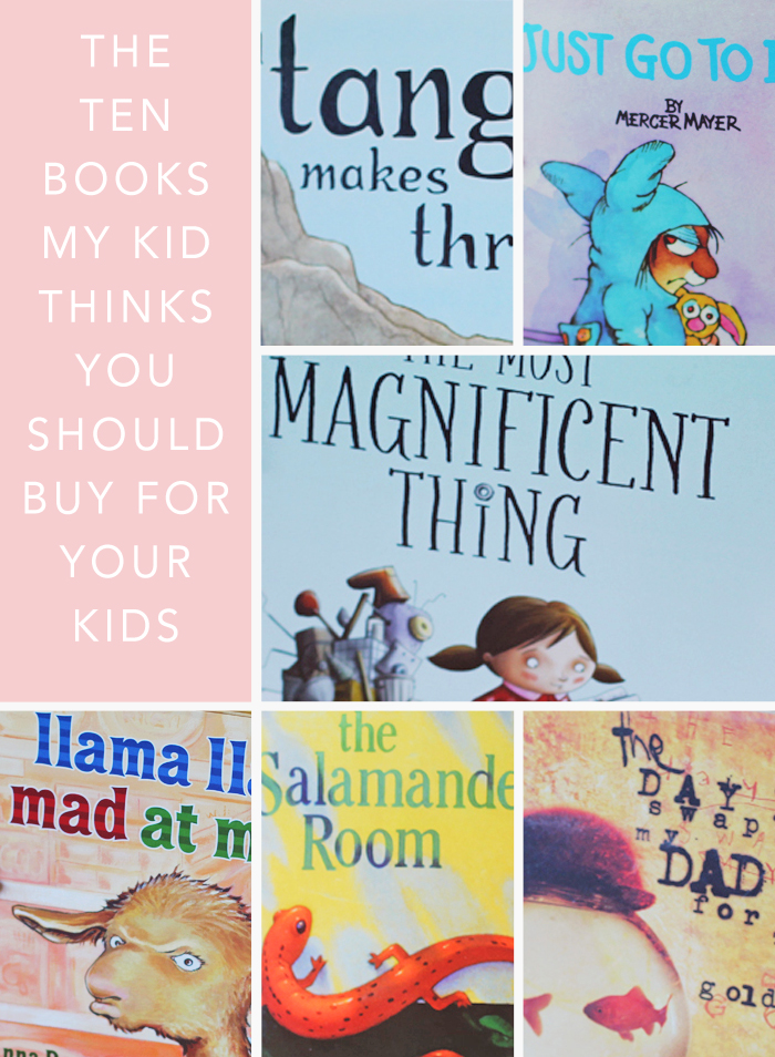 Eva Book List for Kids