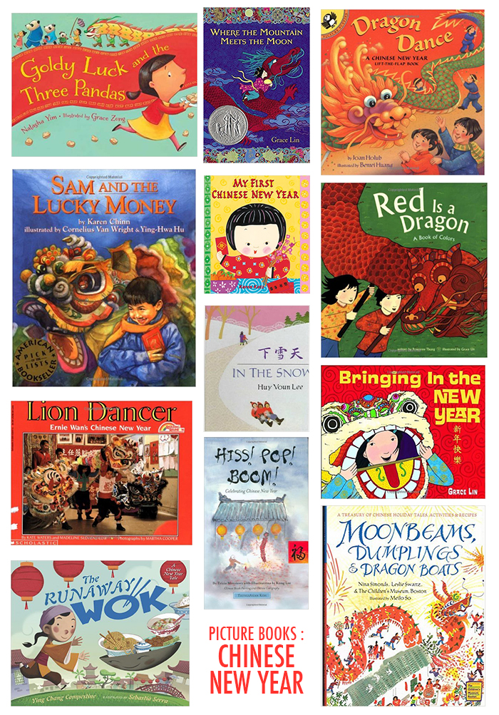 Picture Books for Chinese New Year
