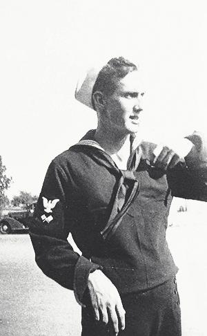Grandpa in the Coast Guard