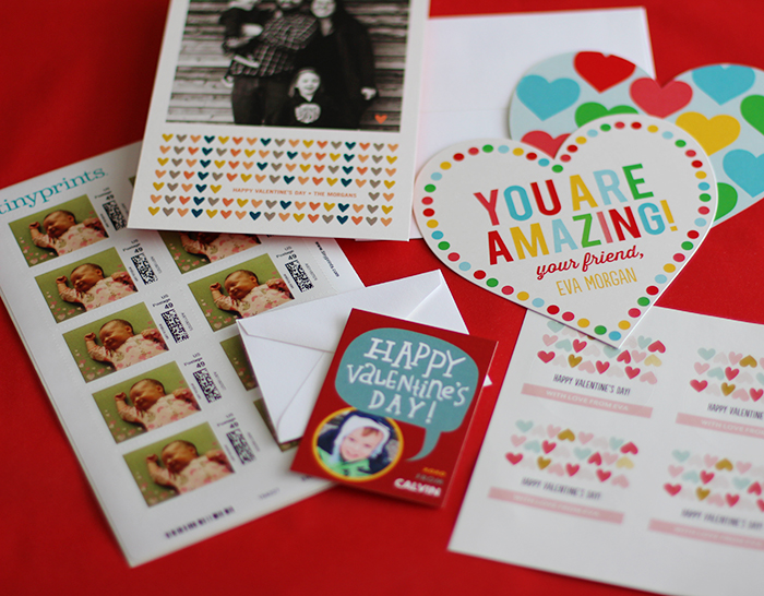 Valentines Day cards and more from Tiny Prints